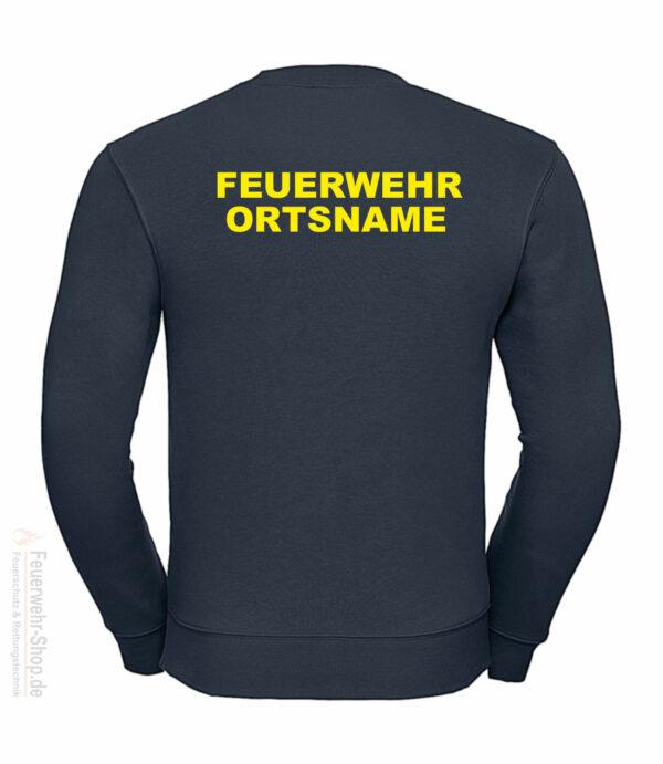Feuerwehr Premium Pullover Basis mit Ortsnamen