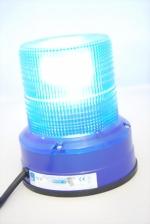 Magnet Doppelblitzleuchte Movia D blau