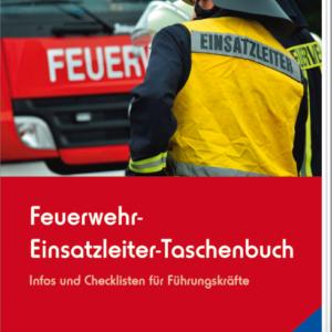 Feuerwehr - Einsatzleiter - Taschenbuch