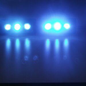 LED Front und Heckwarnsystem Pintsch Bamag