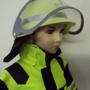 Feuerwehrhelm für Kinder