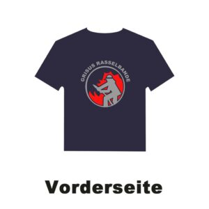 Kinderfeuerwehr T-Shirt Firefighter I