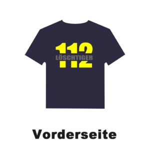 Kinderfeuerwehr T-Shirt Firefighter II