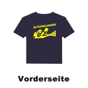 Kinderfeuerwehr T-Shirt Firefighter III