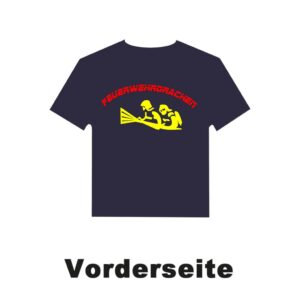 Kinderfeuerwehr T-Shirt Firefighter IIII