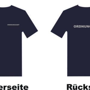 Ordnungsamt T-Shirt Modell Basis
