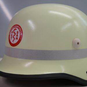 Helmaufkleber Notfallsanitäter