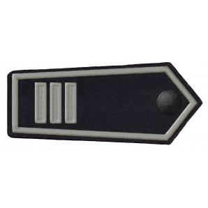 DRK NRW Schulterklappe stv. Rotkreuzleiter-0