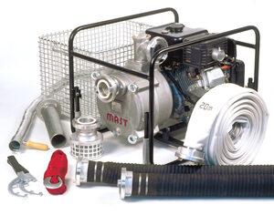 Allzweckpumpe Pumpensatz NP 12 B Benzinmotor