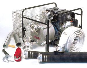 Allzweckpumpe Pumpensatz NP 12 D Dieselmotor