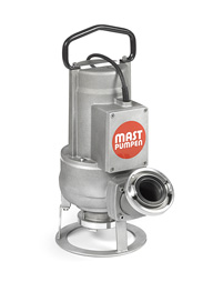 Abwassertauchpumpe ATP 15 400 V
