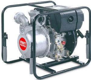 Allzweckpumpe NP 4 D Dieselmotor