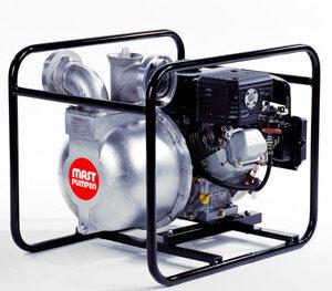 Allzweckpumpe NP 4 BH Benzinmotor Hochdruck