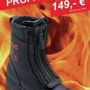 EWS Feuerwehrstiefel Profi Membran 9220