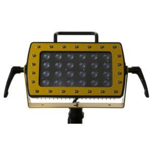 Dönges LED Feuerwehr-Flutlichtstrahler, 75 W, 12-24 V, 10000 lm