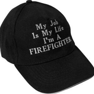 Basecap I´am a Firefighter -0