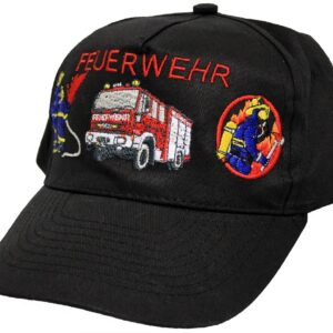 Basecap Firefighter -0