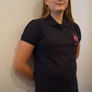 Feuerwehr Premium Damen Poloshirt Firelady-0