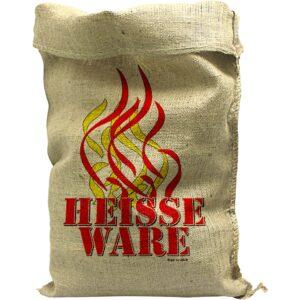 Jutesack Feuerwehr HEISSE WARE-0
