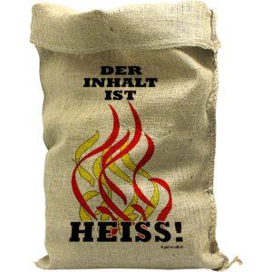 Jutesack Feuerwehr HEISS-0