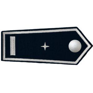 Schulterklappen Brandinspektor als Stellv. Einheitsführer