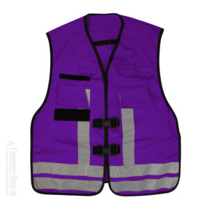 Funktionsweste Münster/Bayern violett