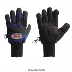 Askö Jugendfeuerwehr Handschuh Stulpe-0