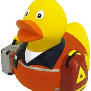 Quietsche Ente Rettungsdienst-0