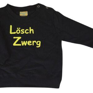 Kinderfeuerwehr Premium Pullover Löschzwerg-0