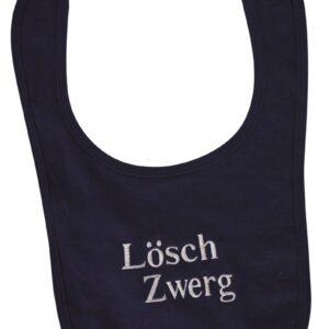 Baby-Lätzchen Löschzwerg-0