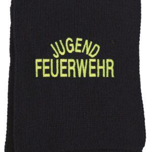 Woll-Schal mit Jugendfeuerwehr bestickt-0