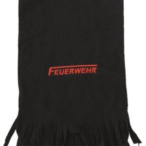 Fleece-Schal mit Feuerwehr-Logo bestickt-0