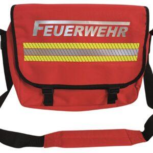 Umhängetasche Feuerwehr-Tasche Messenger Bag