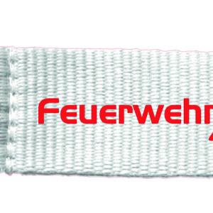 """Karabiner-Schlüsselanhänger """"Feuerwehrmann"""""""
