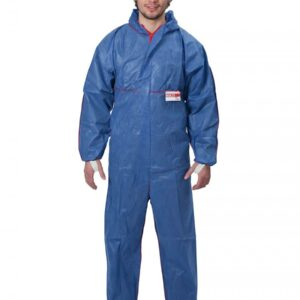 Chemikalienschutz-Overall PSA Kategorie 3 Front