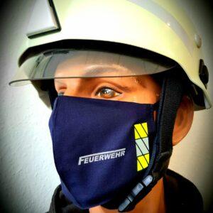 Mund-Nasenmaske Feuerwehr 2020-1