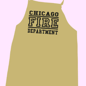 Chicago Fire Department Grillschürze-0