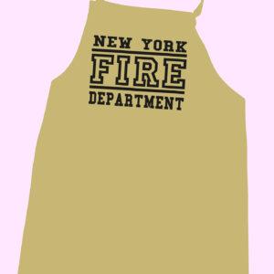 New York Fire Department Grillschürze-0